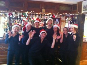 Greyhound Inn Christmas 2011