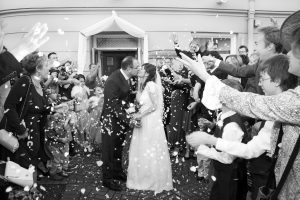 Wedding at Lutterworth Town Hall
