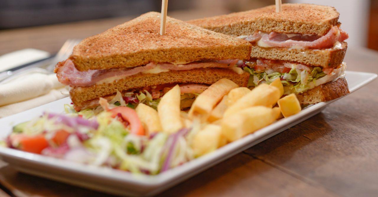 Club Sandwich Lunchtime