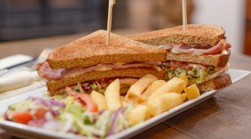 Club Sandwich Lunchtime