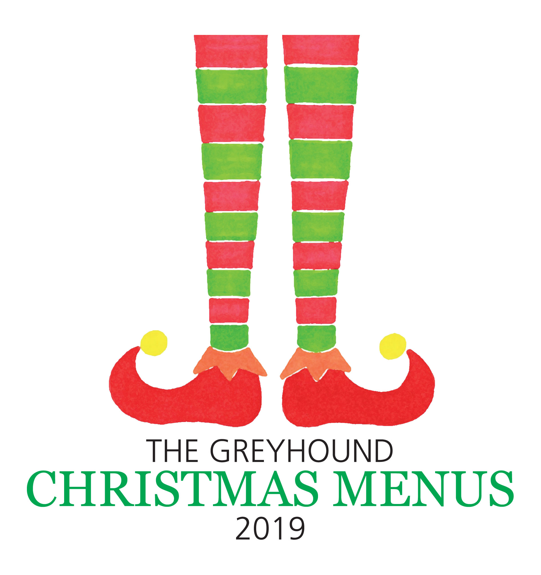 Christmas 2019, Greyhound Coaching Inn Lutterworth