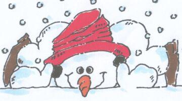 Christmas Party menu, The Greyhound Coaching Inn, Lutterworth